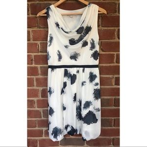 Loft Cowlneck Dress